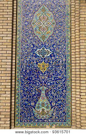 Golestan palace, Tehran, Iran