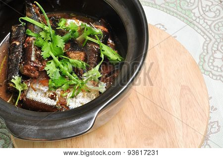 Vietnamese braised fish or ca kho to