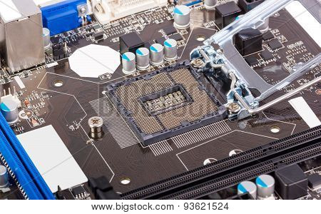 Electronic Collection - Empty Cpu Socket