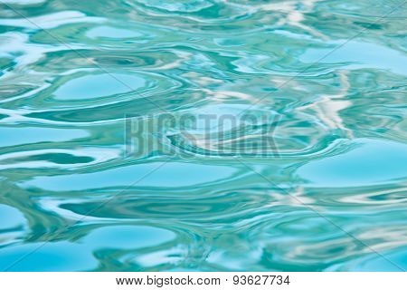 Water Ripple, Texture Background Aqua