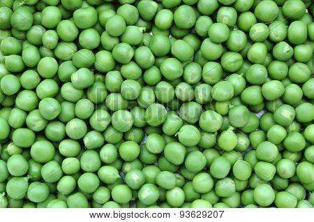 Pea, Peas, Green