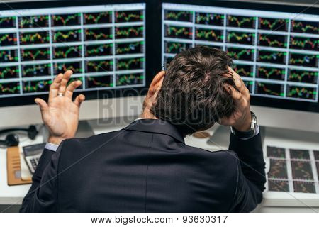 Frustrated Stock Trader