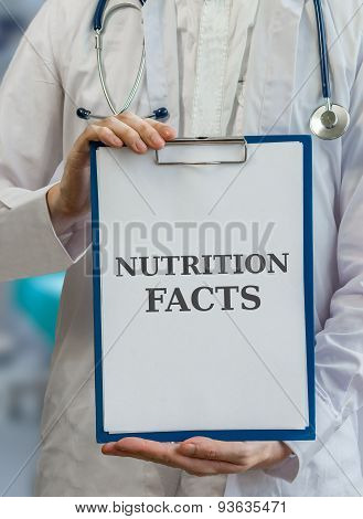 Dietitian Doctor Informs About Nutrition Facts