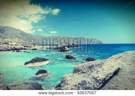 Crete Scenic View