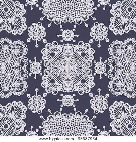 Vector lace pattern. Eps10