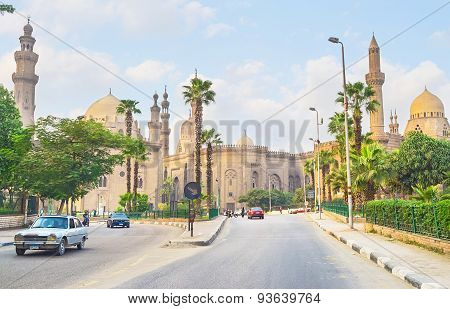 The Medieval Cairo