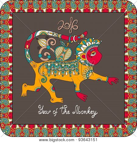 original design for new year celebration with decorative