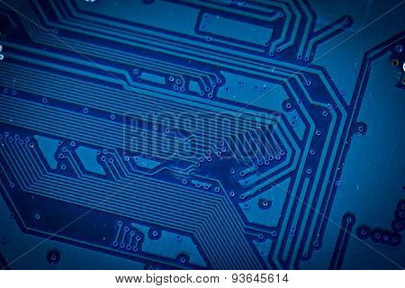 Pcb Board Background, Abstract Background
