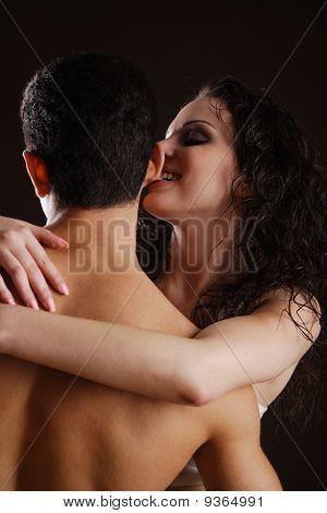 Ligar pareja joven