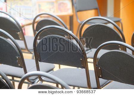 Interior of an auditorium