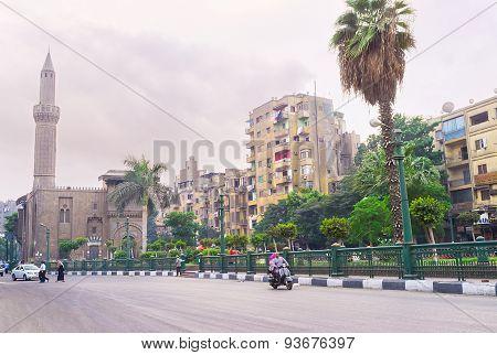 Port Said Street