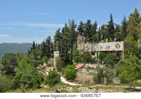Ein Kerem Village In  Jerusalem - Israel