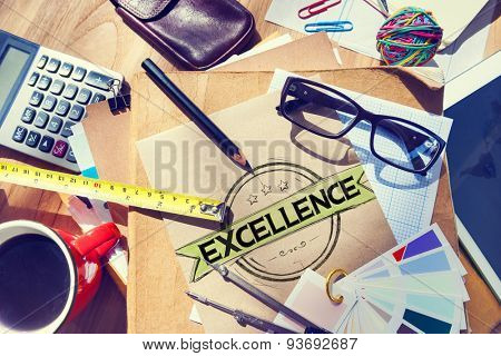 Excellence Ability Intelligence Perfection Proficiency Concept