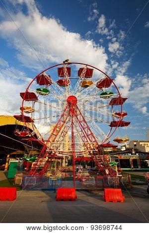 Carnival in Patras.