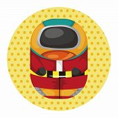 picture of spaceman  - Spaceman Theme Elements - JPG