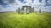 stock photo of stonehenge  - An image of the Stonehenge in England - JPG
