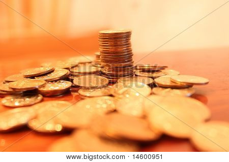 Money Coin Ruble