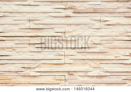 Background of new stone texture modern wall.