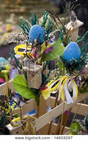 Feria de comercio de primavera