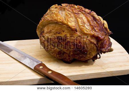 Roast Shoulder Of Pork