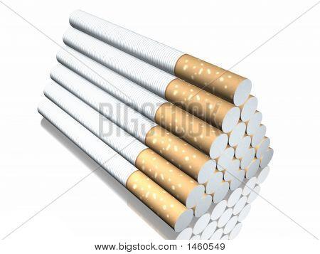 3D Cigarette