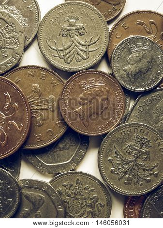 Vintage Pounds