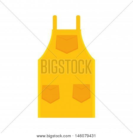 protection security industrial clothing equipment vector illustration
