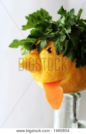 Lemons Girl