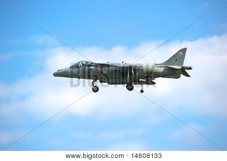 "Harrier ""Jump"" Jet"