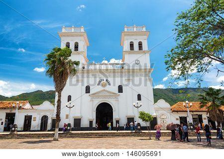 Minor Basilica In Giron, Colombia
