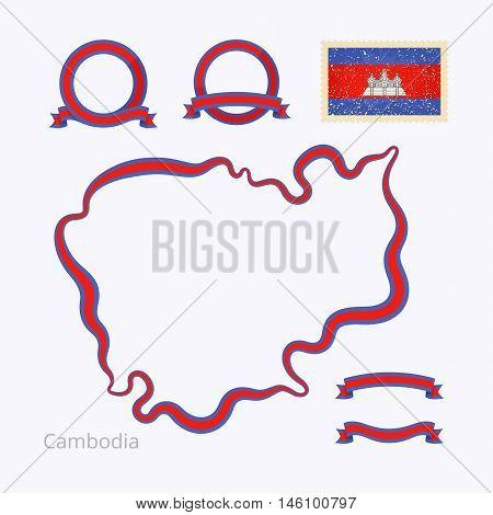 Colors Of Cambodia