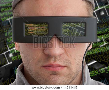 Hacker In Cyberspace
