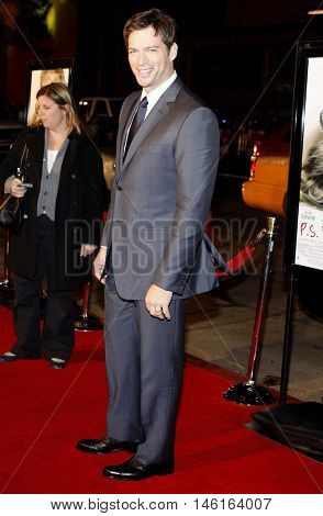 Harry Connick Jr. at the World premiere of 'P.S. I Love You' held at the Grauman's Chinese Theater in Hollywood, USA on December 9, 2007.