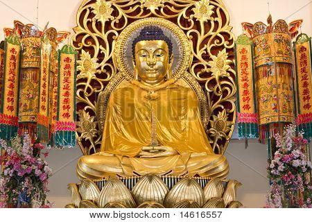Golden Buddha Image