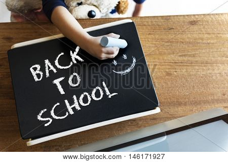 Back to School Education Knowledge Intelligence Insight Concept