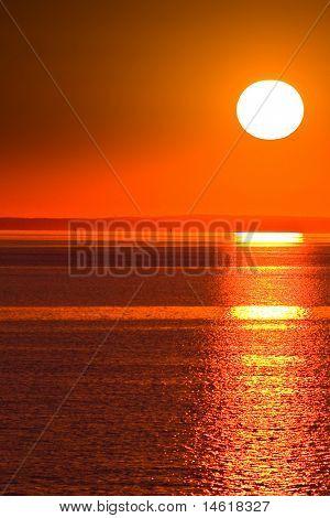 Heavens Grandeur Sun
