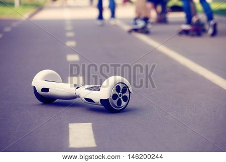 Electric Mini Hover Board Scooter, City Transport