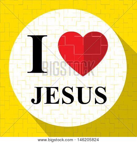 Love Jesus Indicates Amazing And Great Savior