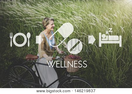 Wellness Medical Health Well-being Proper Care Concept
