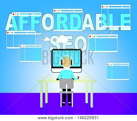 Affordable Seo Means Search Engine Optimization Discount