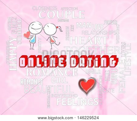 Online Dating Indicates Find Love On The Web