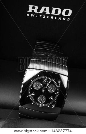 Rado Sintra Chrono. Luxury Watch