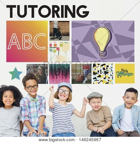 Tutoring Learning Education Student Concept