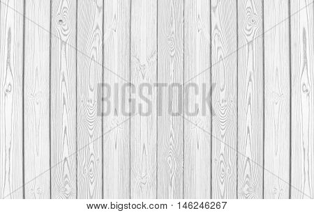 Old wooden fence. white wood palisade background. planks texture
