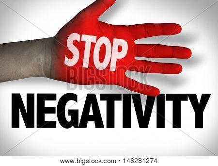 Stop Negativity