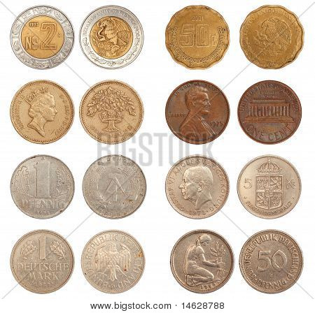 Different Coins