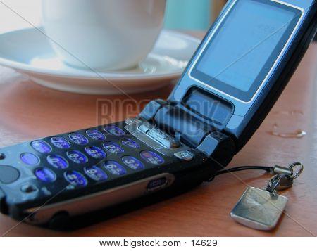 Coffee Bar Table