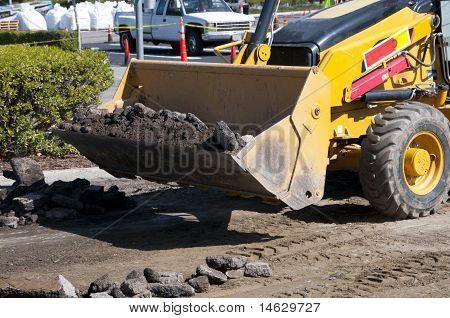 Demolishing Pavement