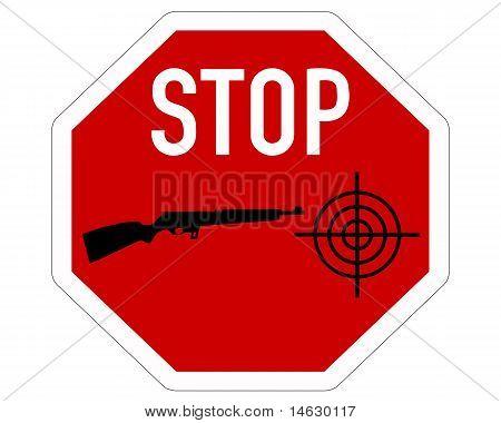 Stop Crosshair Shotgun