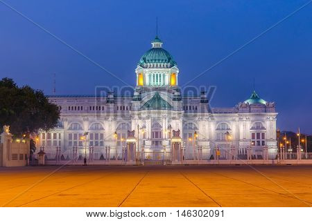 Ananta Samakhom Throne Hall Bangkok City, Thailand